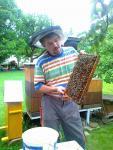 Kurz pro nejen začínajíc včelaře u přítele Vlasty Zemánka