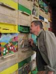 Návštěva včelařů ve Slovinsku